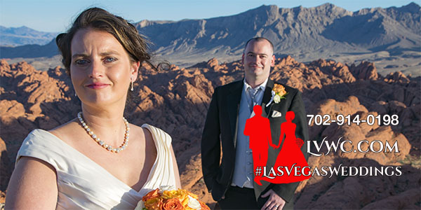 Valley of Fire Helicopter Weddings