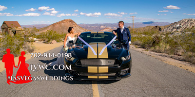 Las Vegas Outdoor Wedding @ Eldorado Canyon