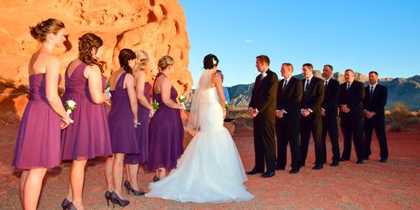 Valley of Fire Wedding Permit
