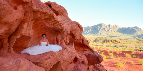 Valley of Fire Wedding Reviews